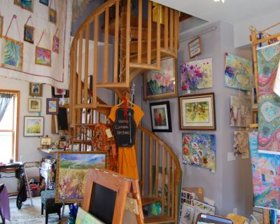 Tree of Life Art Gallery and Vintage Clothing Store