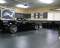 Total garage (Man Cave)