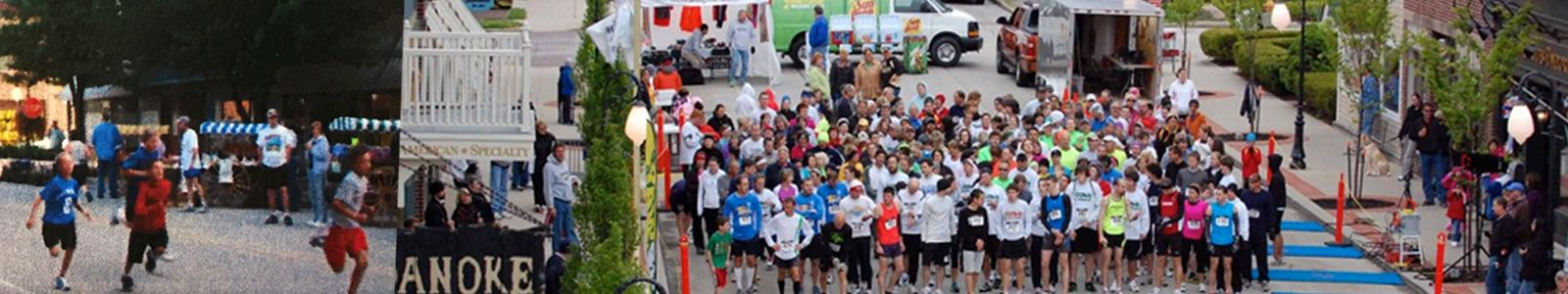 Discover Roanoke 10K/5K & 1 mile kids fun run